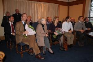 De complete familie Bosch was aanwezig
