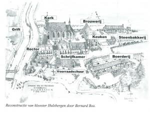 Klooster Hulsbergen