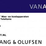 digitale advertentie Van Aarst