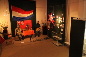 Grote expositie zaal