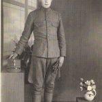 Dpl soldaat Harm Portijk, omgekomen 11 mei 1940 in de S bocht Heerde